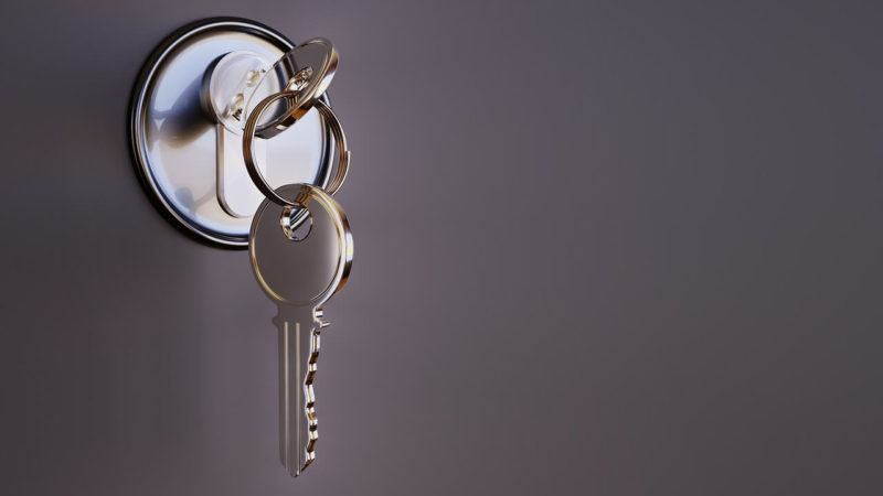 What to Do If Your Key Gets Stuck in the Door?
