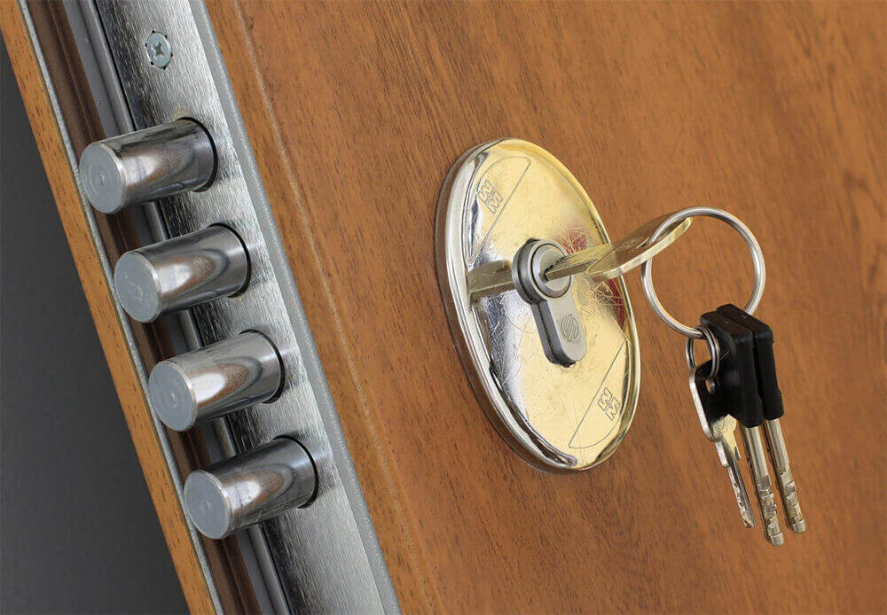 Common Types of Residential Locks